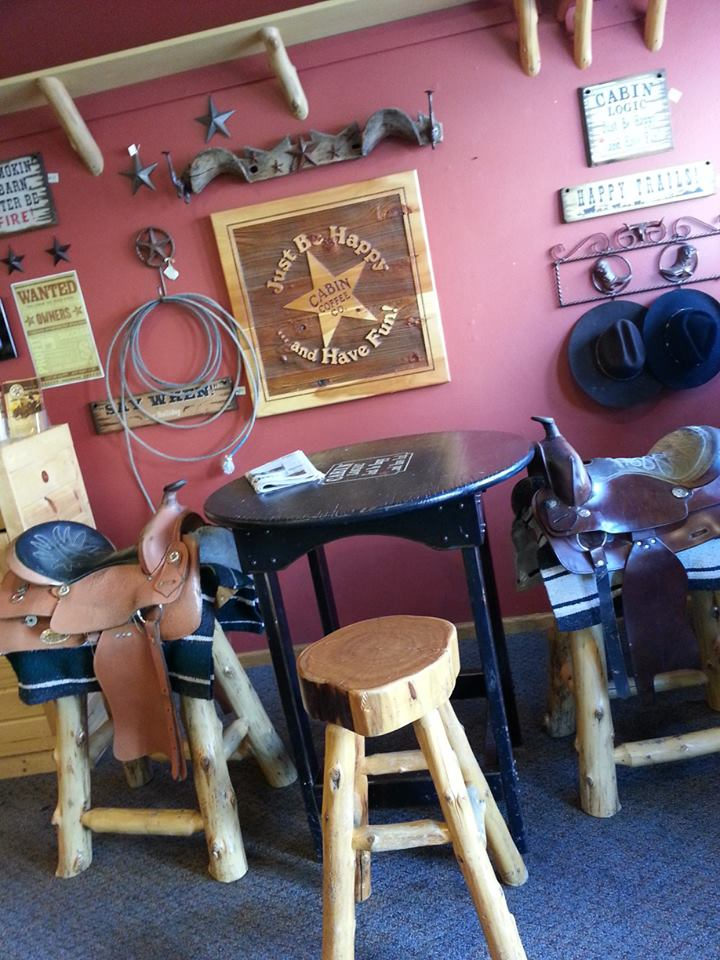 Saddle tables